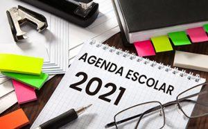 Agenda Escolar 2021